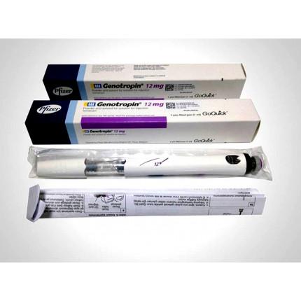 HGH Pfizer Genotropin Pen 12mg (36iu)