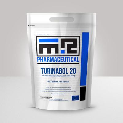 MR-PHARMA Turinabol 20mg/tab
