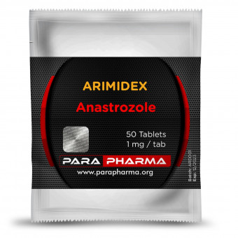 PARA PHARMA ARIMIDEX 1MG